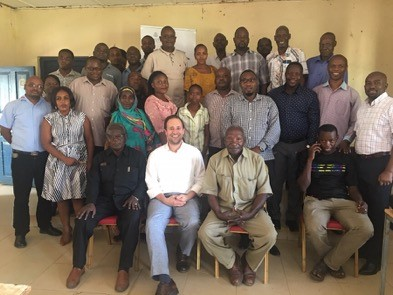 Kilosa District Council, IPS Process Participants.